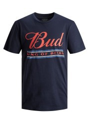 Men's T-shirt Bud King Of The Beer