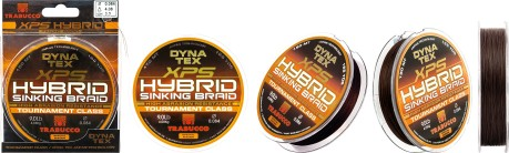 Filo XPS Hybrid Sinking Braid 0,104 mm