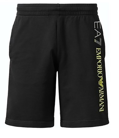 Bermuda Man Train Logo Armani black