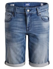 Bermuda Junior Jirick Denim blue front