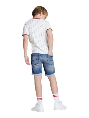 Bermuda Junior Jirick Denim  blu davanti