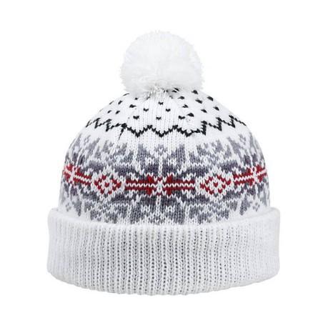 Cappello sci Jacquard Pon