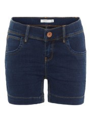 Short Jeans Bambina Slim Fit