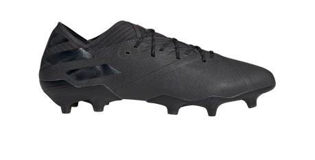 moda atractiva detalles para atesorar como una mercancía rara Botas de Fútbol Adidas Nemeziz 19.1 FG Dark Script Pack colore ...