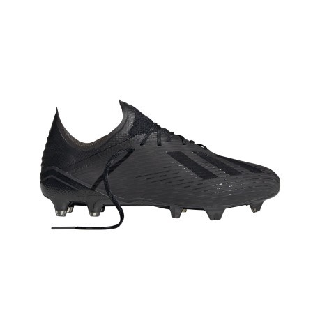 Scarpe Calcio Adidas X 19.1 FG Dark Script Pack colore Nero