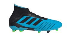 Scarpe Calcio Adidas Predator 19.1 FG Hard Wired Pack