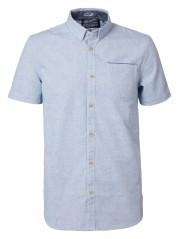 Man Shirt Denim Casual