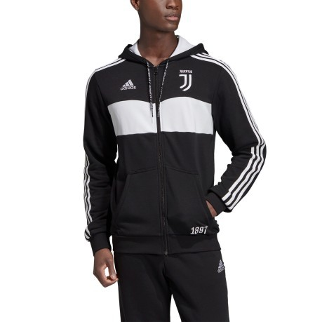 Felpa Juve Full Zip 19/20