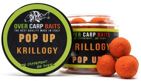 Artificiale Pop Up Krillogy 20 mm arancio