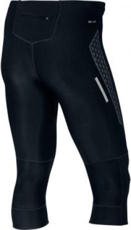 Capri Pantaloni Da Running Colore 34 Nero Uomo Tech Nike wq1WXzqr