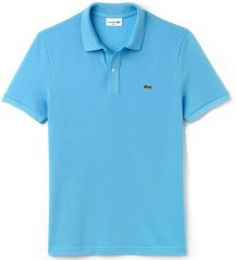 Polo Uomo Slim Fit verde