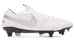Chaussures de Football Tiempo Legend Elite SG Pro Blanc Nouveau Pack