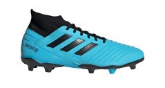 Scarpe Calcio Adidas Predator 19.3 FG Hard Wired Pack