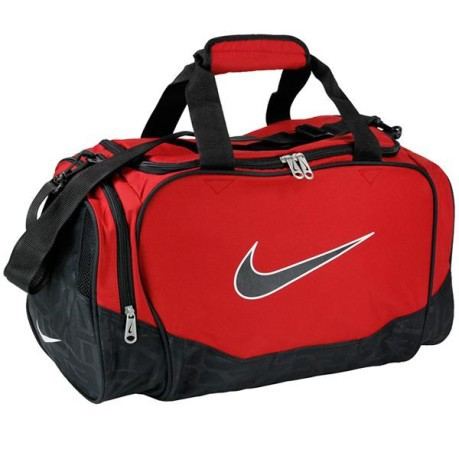 0c4325327d6f Bag gym Brasilia 5 Small colore Red Black - Nike - SportIT.com