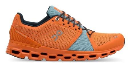 Tendenza ala amplificazione  Scarpe Running Uomo Cloudstratus A3 Neutra colore Grigio Giallo - On -  SportIT.com