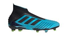 Scarpe Calcio Adidas Predator 19+ FG Hard Wired Pack