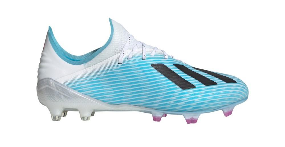 Détails sur Chaussures de Football Adidas X 19.1 Fg Hardwired Pack Adidas