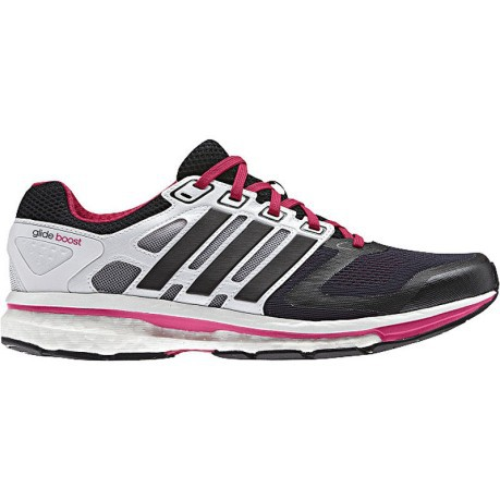 size 40 1ebf4 571ed Running shoes Supernova Glide 6 W Boost woman colore Black White ...