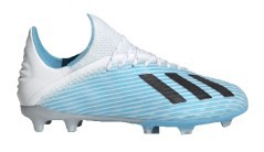Scarpe Calcio Jr Adidas X 19.1 FG Hard Wired Pack