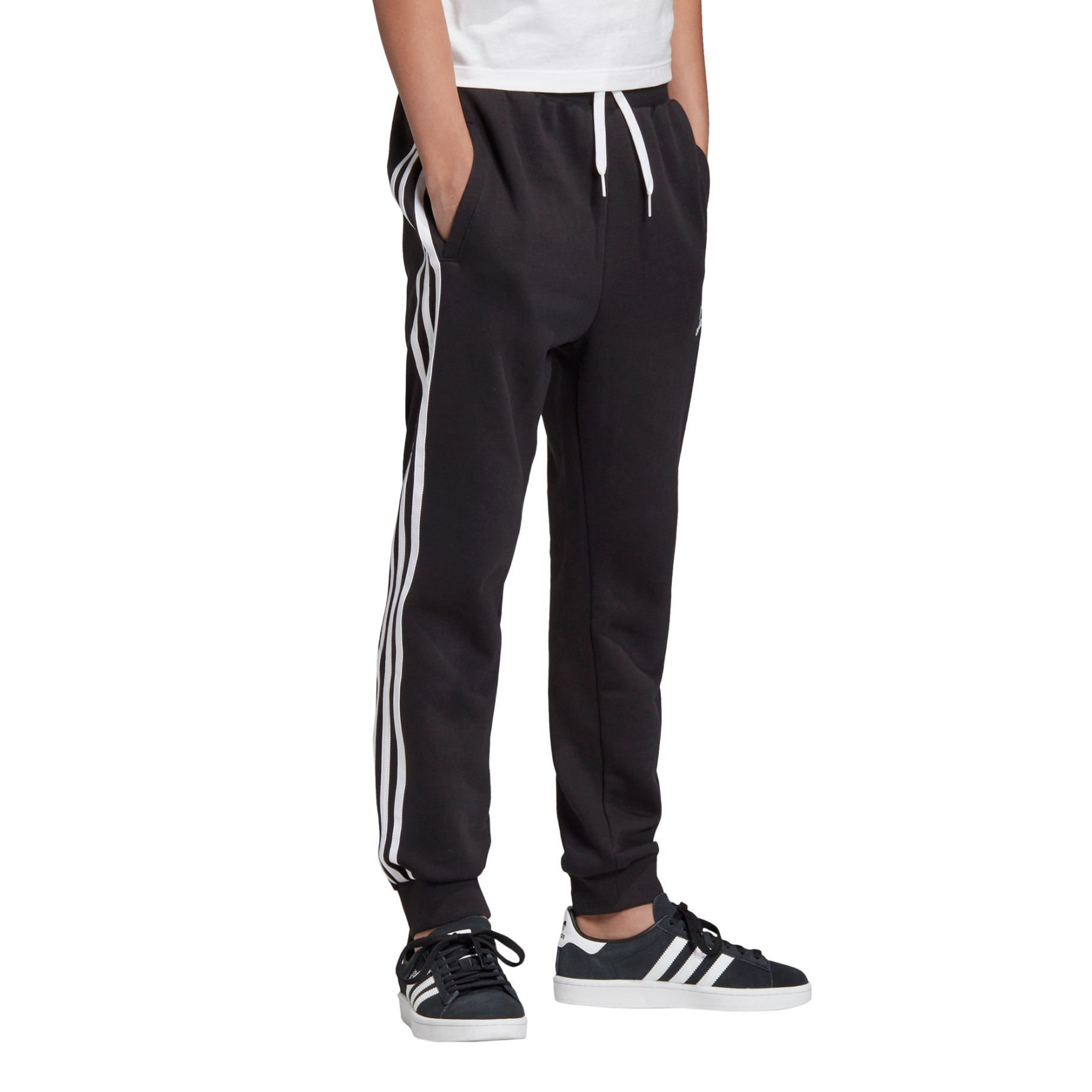 pantaloni adidas brand stripes