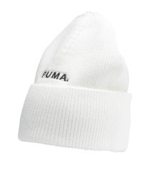Woman hat Hybrid Fit Beanie white