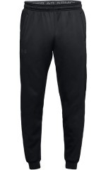 Leggings Man Jogger black at the front
