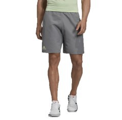 Shorts Mens 3 Stripes On The Club Front, Grey-Green