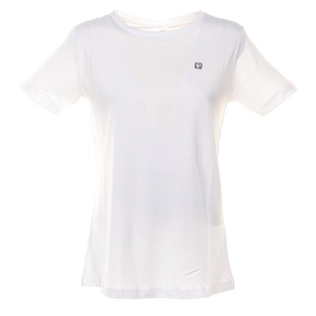 T-Shirt Donna Choose Your Look Tee Frontale Bianco