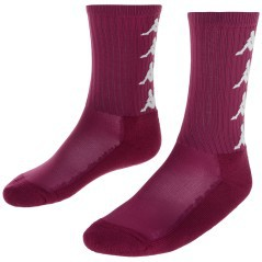 Stocking Woman Autentic Amal Front-Pink-Purple