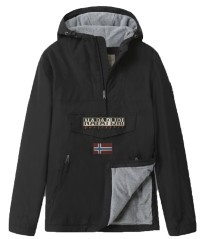 Giacca Uomo Rainforest Winter Pocket nero