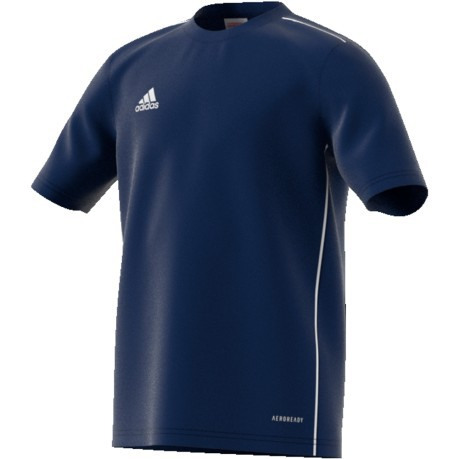 T-Shirt Junior Core Training 18 BTS bianco nero
