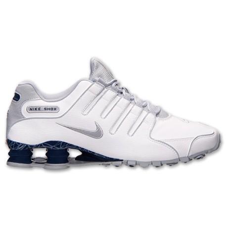 Nike Nike shox nz eu by Nike Sneakers für Herren weiß
