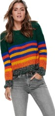 Sweater Woman New Carle Front Fantasy Green
