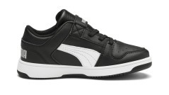 Scarpe Junior Rebound Layup Low PS nero bianco