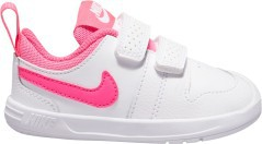 Shoes Girl Pico 5 TD white pink