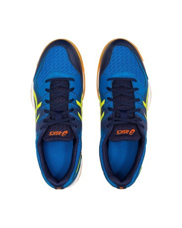 Mens shoes Gel Rocket 9 blue yellow