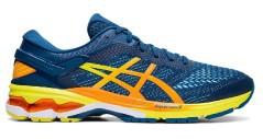 Mens shoes Kayano 26 bleu orange