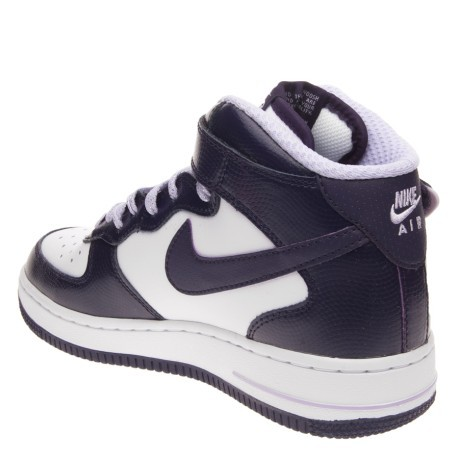 Scarpe bambina Air Force 1 Mid Gs