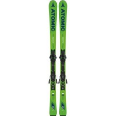 Skiing Redster XTI Pro FT green