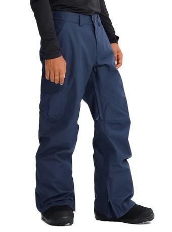 Pants Snowboard Men's Cargo Relaxed Fit