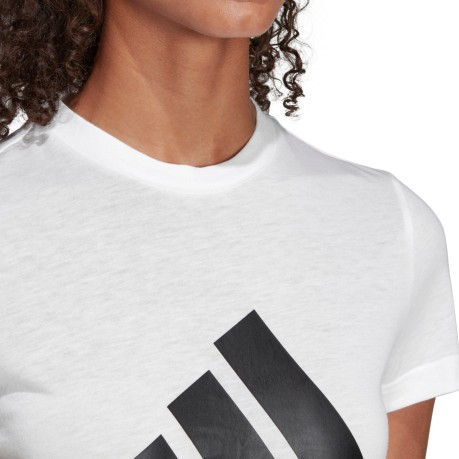 T-Shirt donna Must Have Badge Of Sport nero