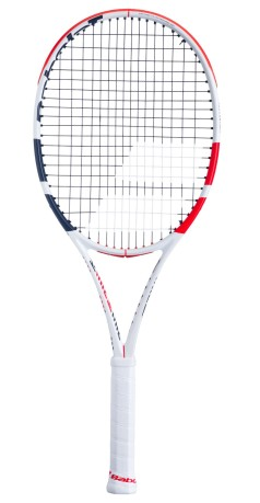 Racket Pure Strike Team white orange