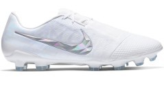 Chaussures de Football Nike Venom Phantom Elite FG blanc