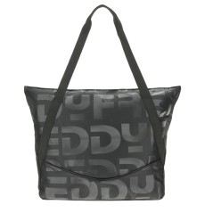 Women's bag Shopping All Over black