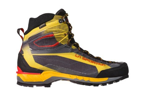 Bootie Man Trango Tech GTX grey yellow