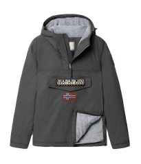 Herren jacke Rainforest Winter schwarz