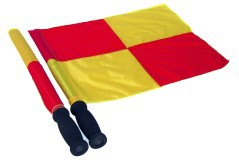 Flags Segnalinee yellow red