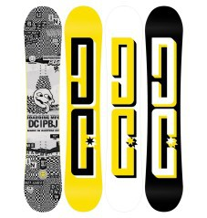 Snowboard Uomo PBJ nero