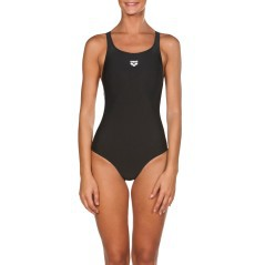 Costume Intero Donna Team Fit Racer Frontale Nero
