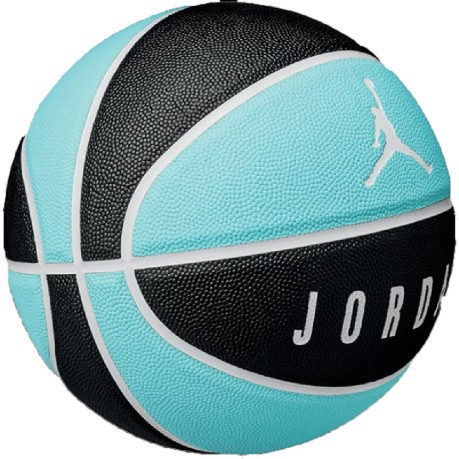 Pallone  Basket  Air Jordan Ultimate 8P azzurro-nero